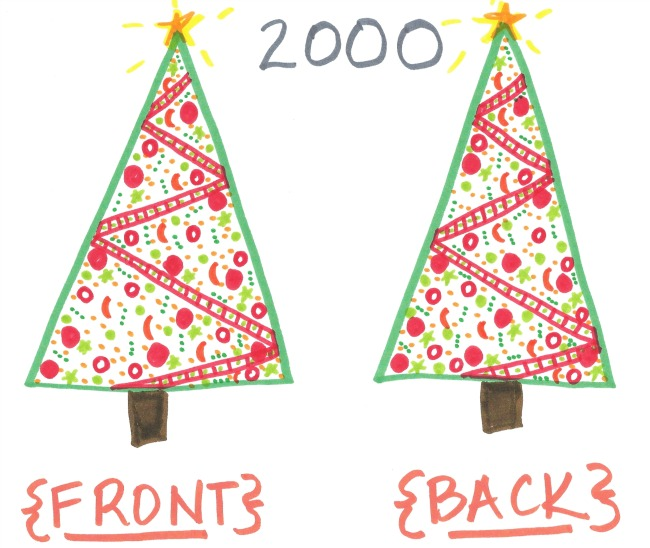 Christmas Tree 2000