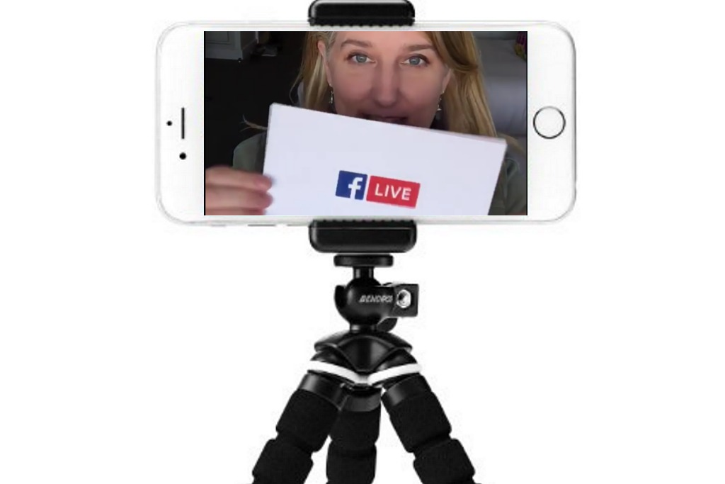 Equipment I Use for Facebook Live Video