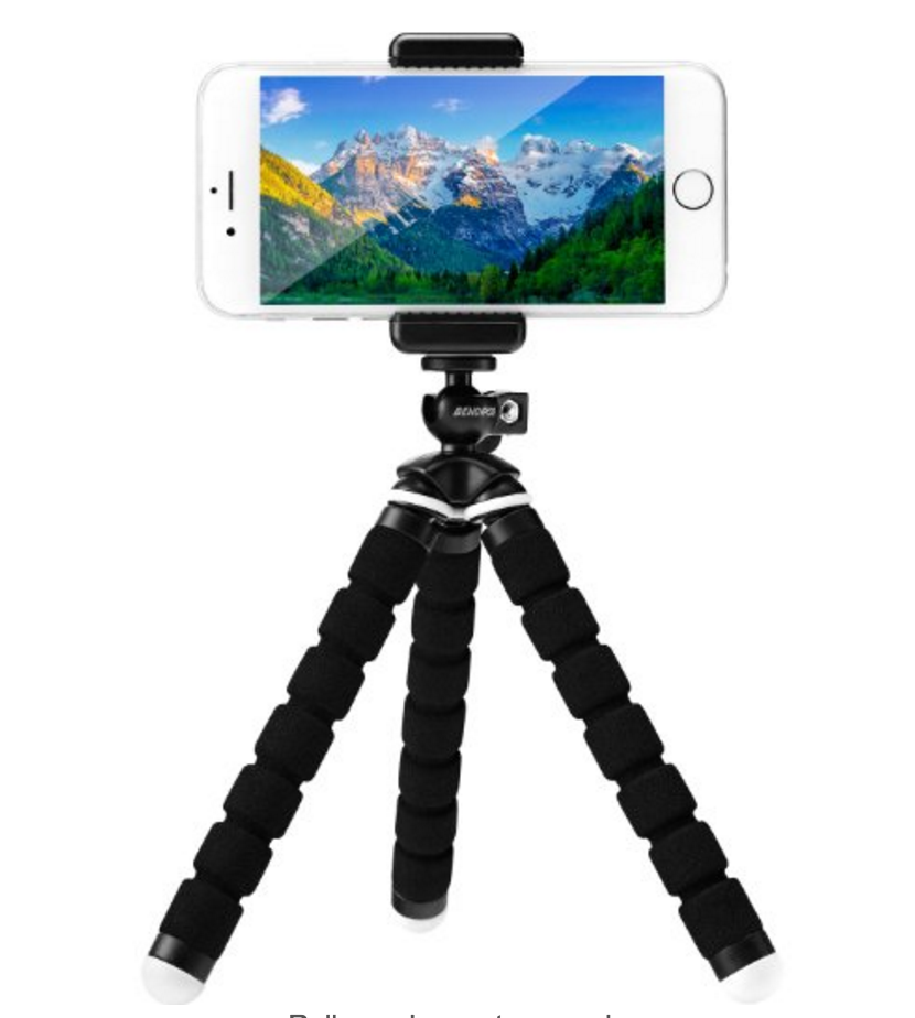 Great tripod for phone