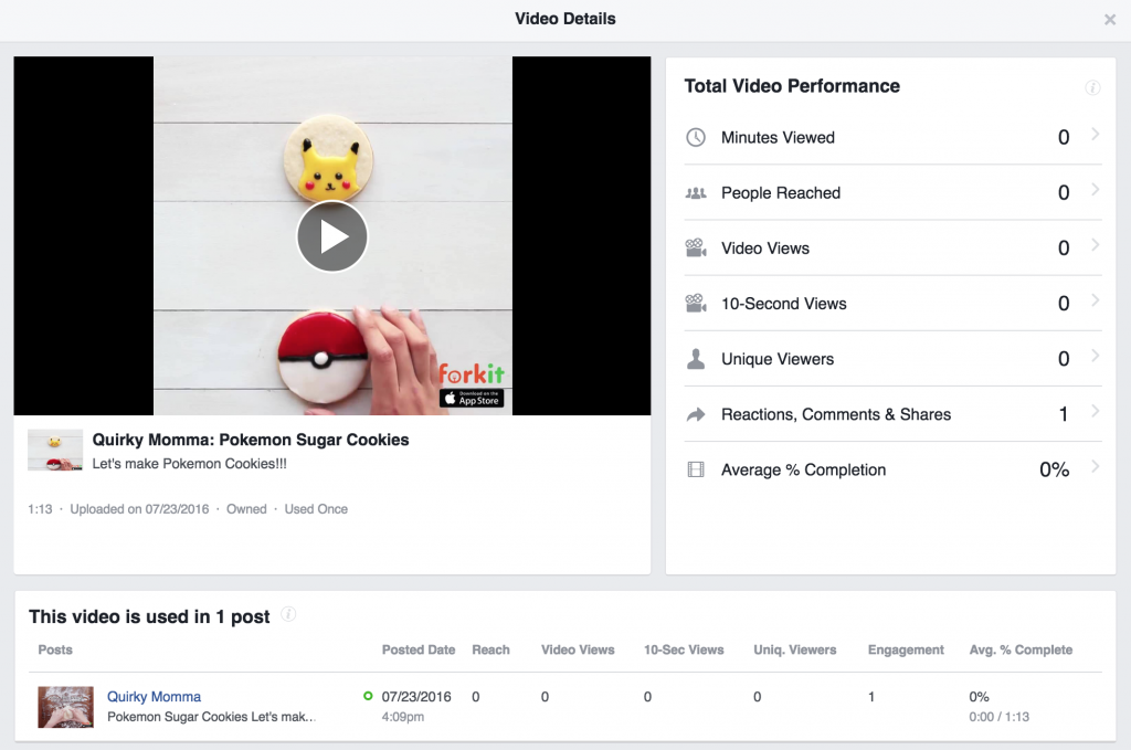 How to Schedule a FB Video