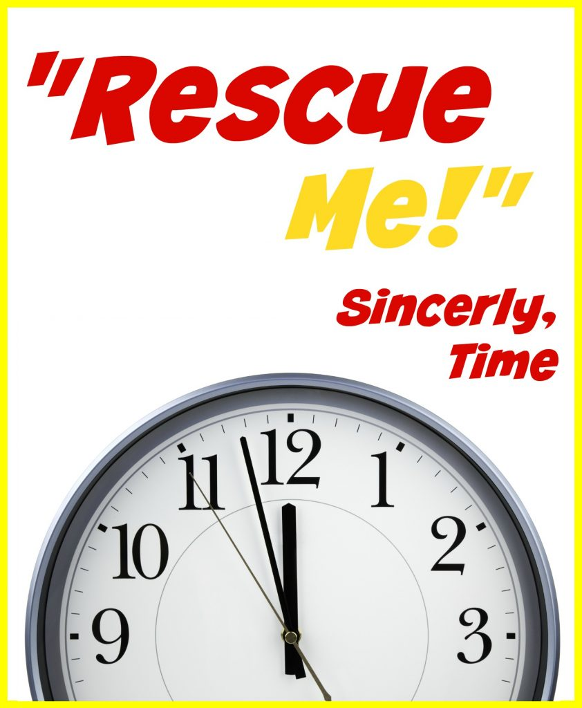 RescueTime - Because My Time Needs Rescuing