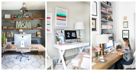 Work at home spaces to inspire you