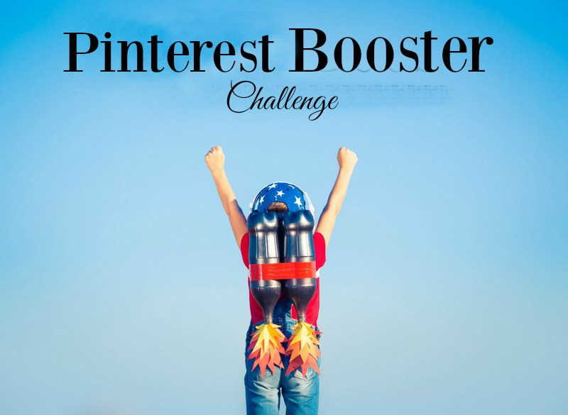 Take the Pinterest Board Booster Challenge