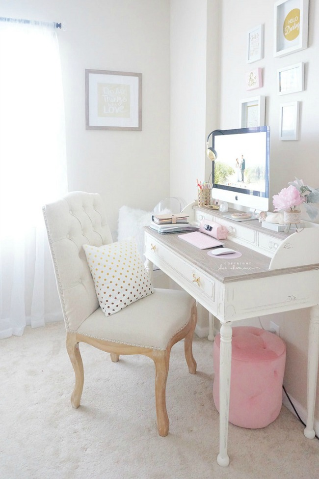A Home Office Desk for a Space You Love