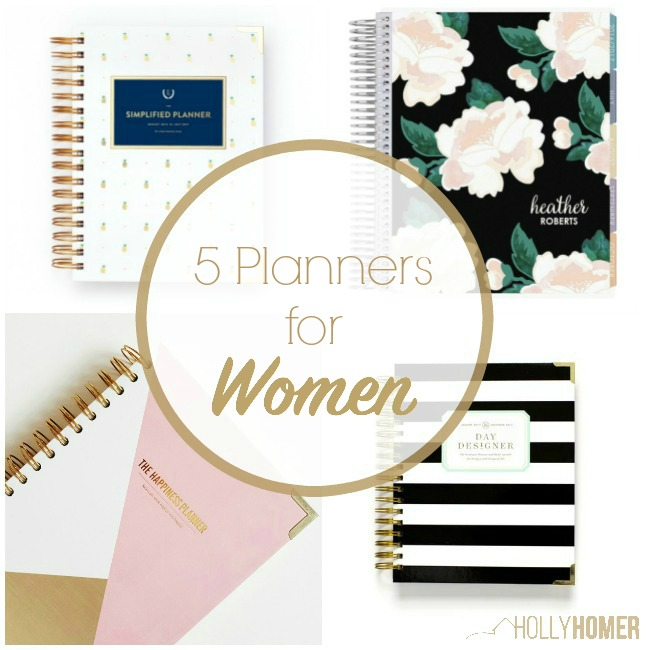 The business planners for women