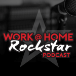 Holly Homer Podcast with Work @ Home Rockstar Podcast