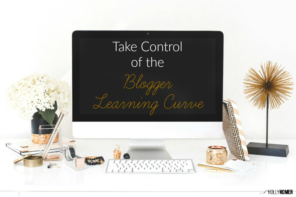 Take control of your learning curve!