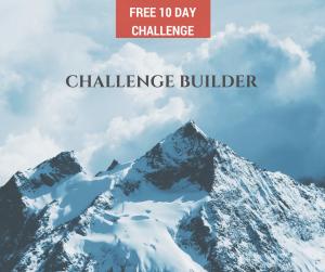Free 10 Day Challenge Builder