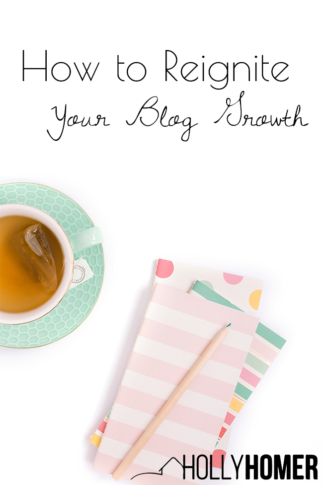 How to Reignite Your Blog Growth