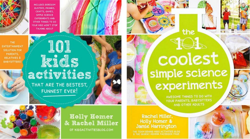 Holly's book covers