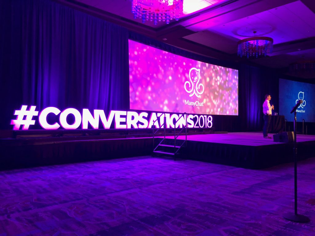 conversatons conference
