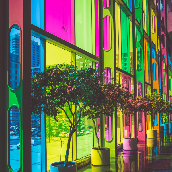 Holly Homer dot com feature art 4 - colorful windows